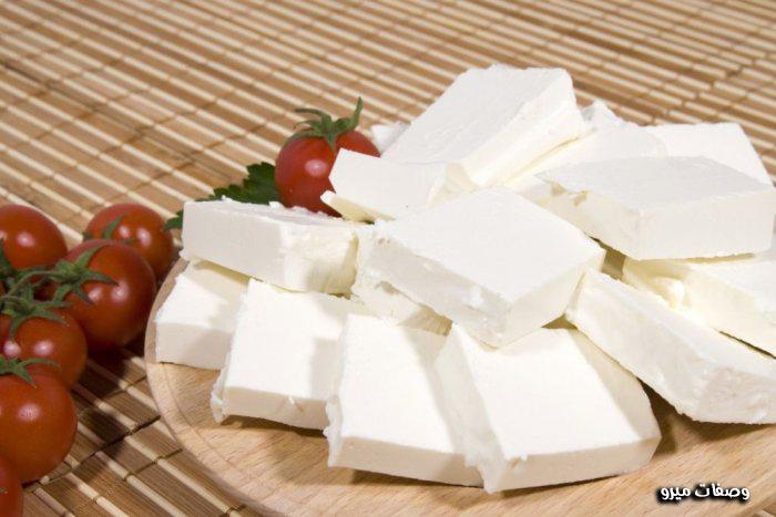 طريقة عمل الجبنة البيضاء بالليمون
