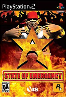 Cheat State of Emergency PS2