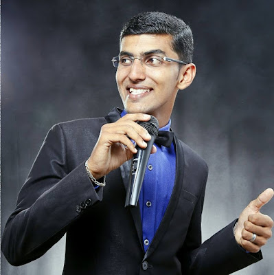 mangalore master of ceremonies - Elson Hirgan