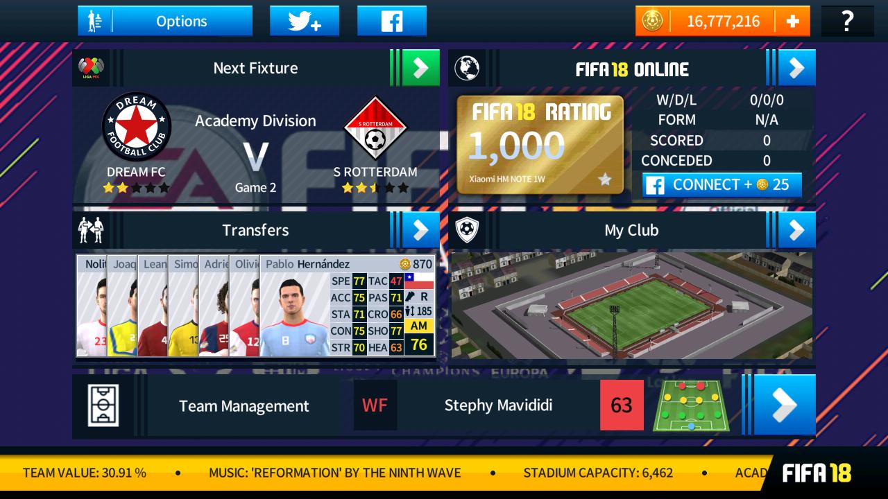 Fifa 18 Mod For Dream League Soccer 18 Soccerfandom