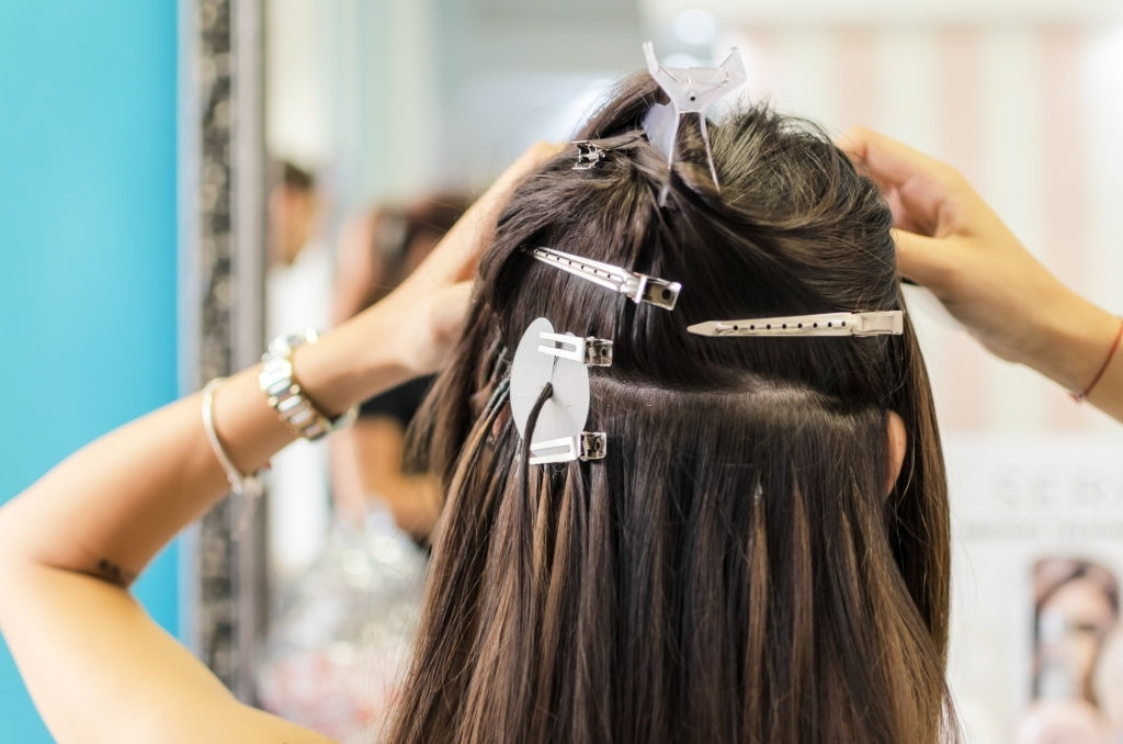 Add Volume to Thin With Weave Hair Extensions