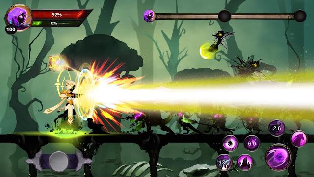 Stickman Legends - Ninja Warriors Mod Apk