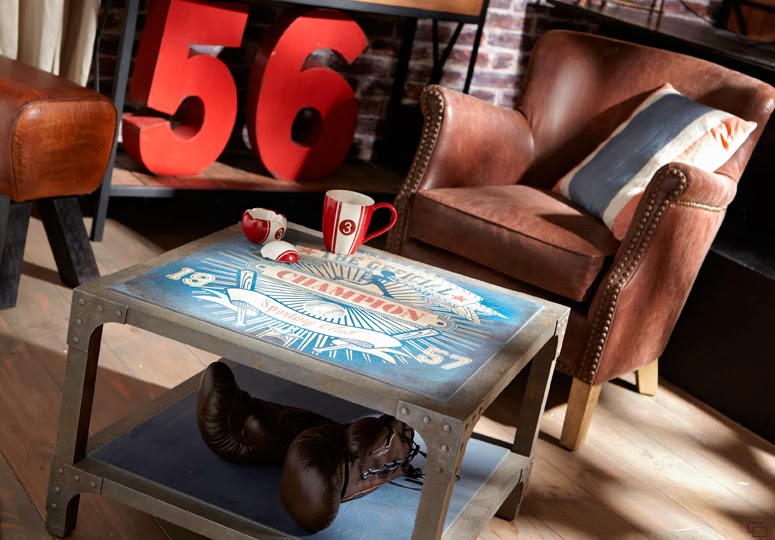 mesa estilo inglés