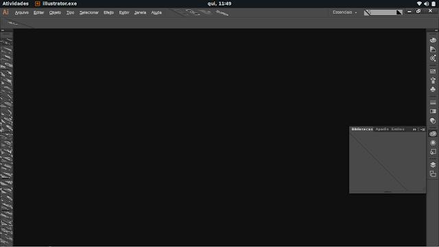 Adobe Ilustrator Linux