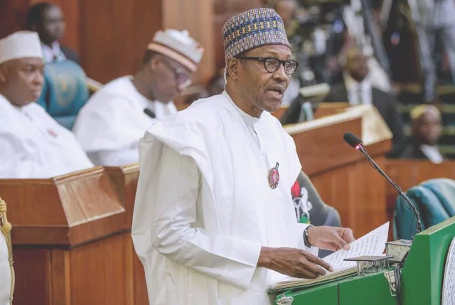 Budget Presentation: Why we booed Buhari – Lawmaker