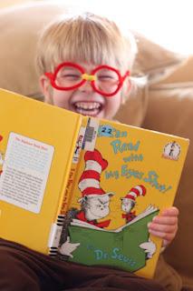 language development through reading