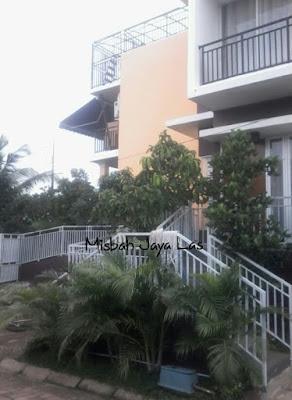 pagar balkon jakarta barat
