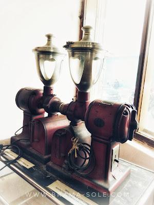 peralatan untuk mengolah kopi