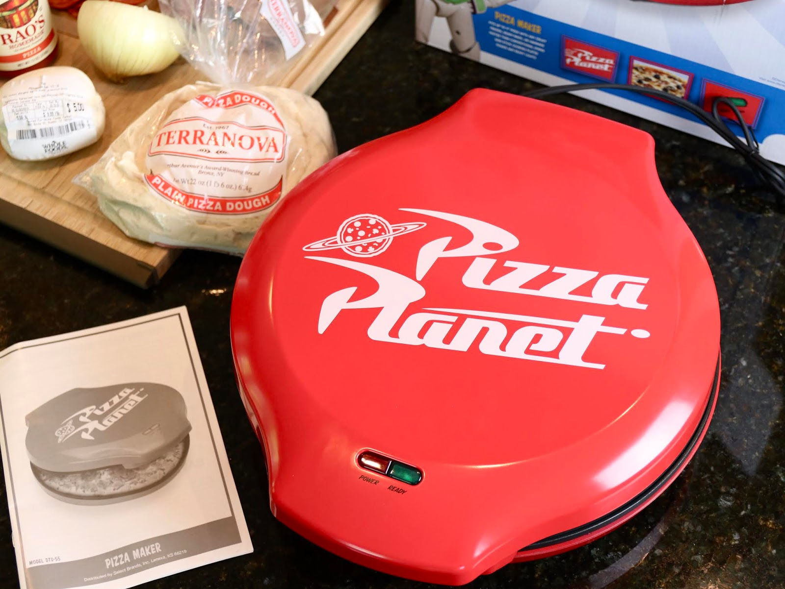 Toy Story Pizza Planet Pizza Maker Review National Pizza Party Day