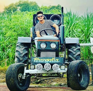 Modified Tractor