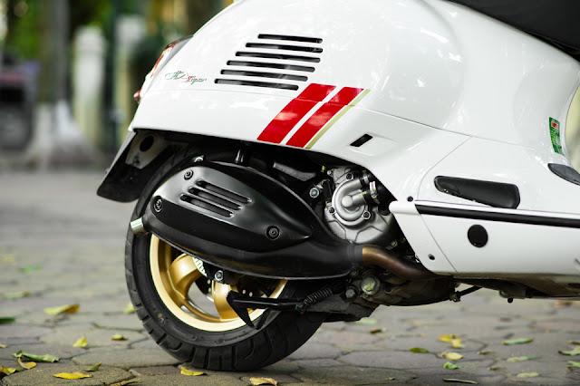 Động Cơ Vespa GTS Racing Sixties 300 HPE