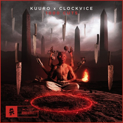 "KUURO & Clockvice Unveil Their Latest Single ""1000 Cuts"""