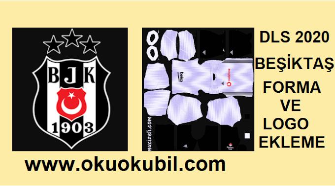DLS2020 Beşiktaş Logo Forma Yapımı ve eklemesi Güncel Png İndir 2020