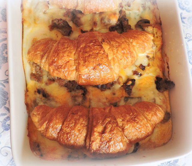 Savoury Breakfast Bake