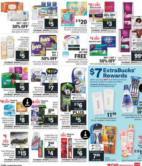 CVS Weekly Ad 6-7 to 6-13