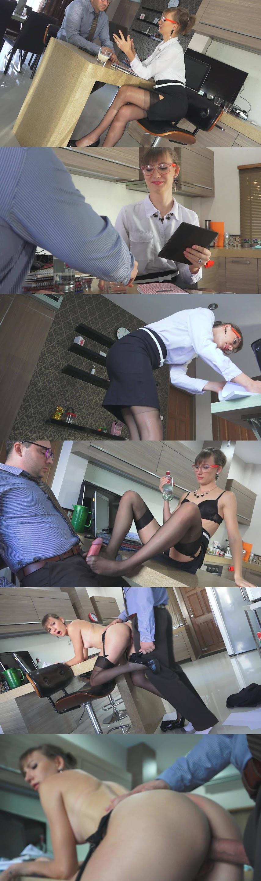 2017.01.18 308 Drunken Business Woman 1080p