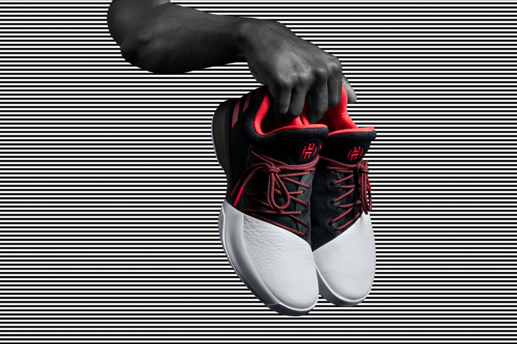 Nearly a year in the making since James Harden left Nike to sign with adidas  in October 2015 b610a1c24e7a