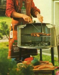 RECICORA Tambor lavadora