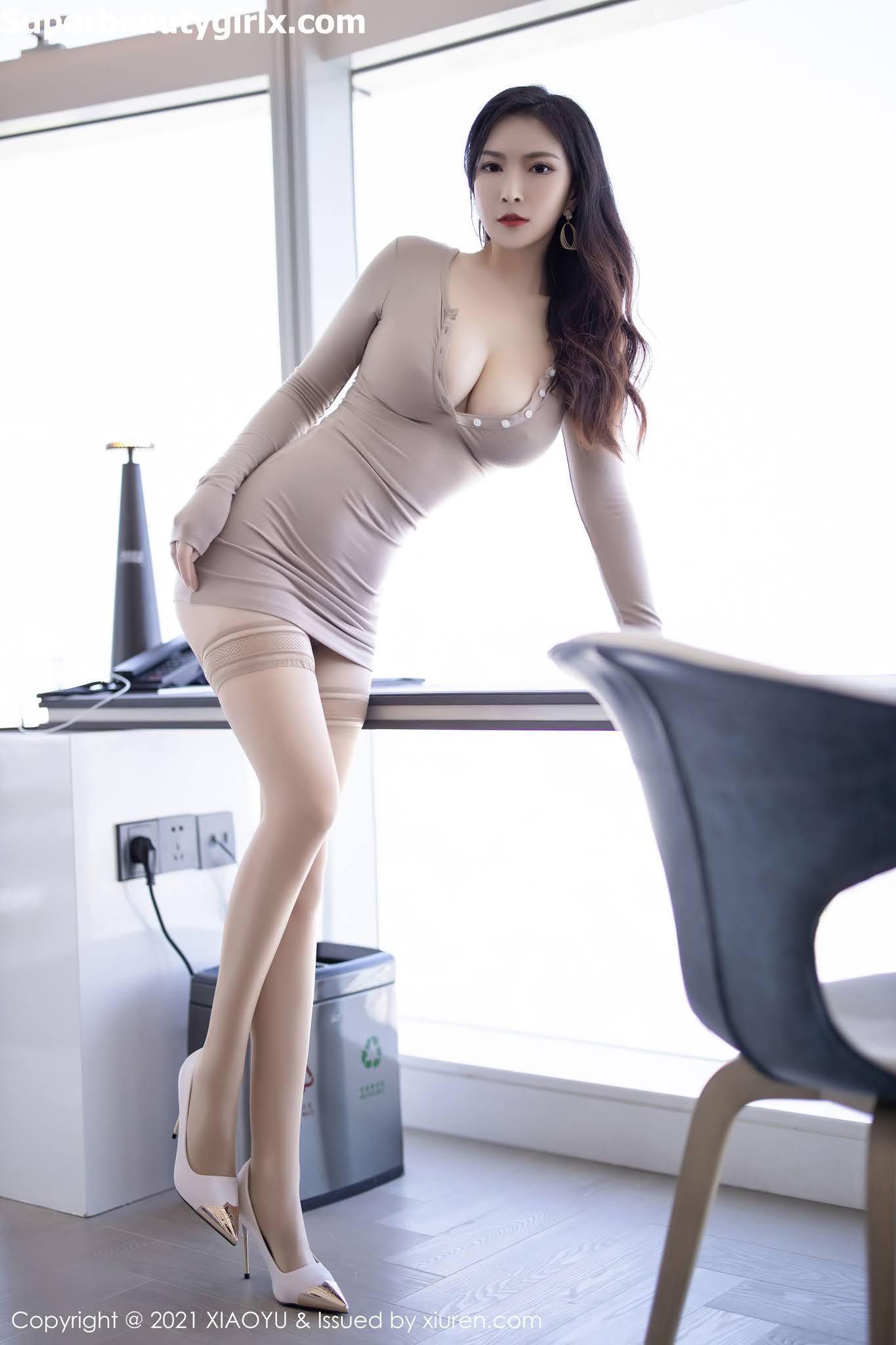 XiaoYu-Vol.484-mina-Superbeautygirlx.com
