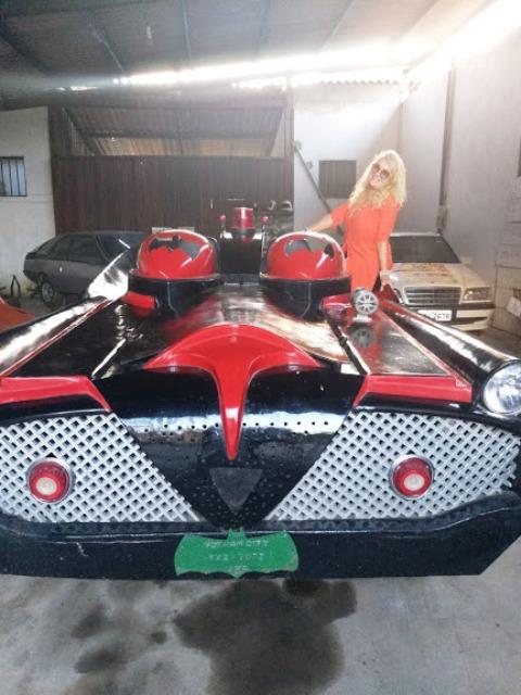 carro do batman