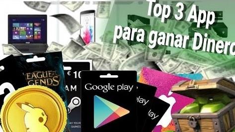 TOP 3 MEJORES APLICACIONES PARA GANAR DINERO PAYPAL DESDE ANDROID GRATIS 2020