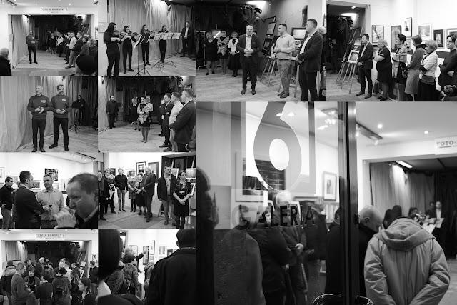 Fotografowie dla hospicjum - Charytatywna aukcja fotografii na rzecz Hospicjum Miłosierdzia Bożego w Gliwicach. fot. Łukasz Cyrus, 2019.