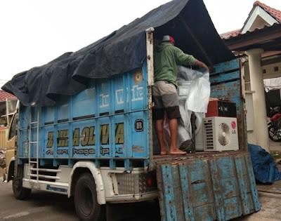 Sewa Truk Pindahan Surabaya Lampung