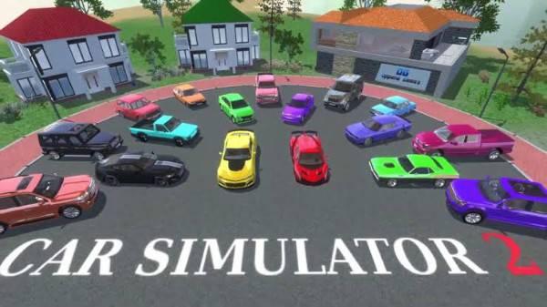 Car Simulator 2 Mod APK (Unlimited Money) Free Download