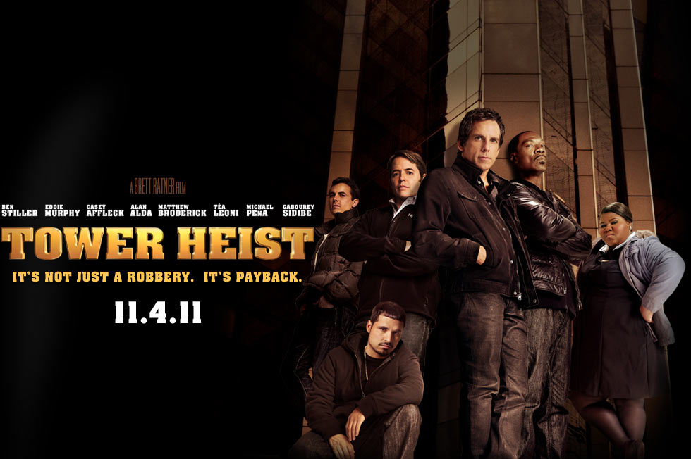 Tower Heist | Teaser Trailer