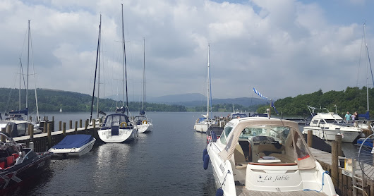 Our Visit to the Lake District - White Cross Bay Holiday Park
