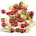 $2.47 (Reg. $9.90) + Free Ship 32-Ct Christmas Tree Ornaments (Assorted)!