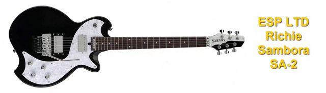 ESP LTD Signature Richie Sambora SA-2