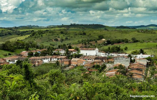 Laranjeiras, cidade colonial em Sergipe