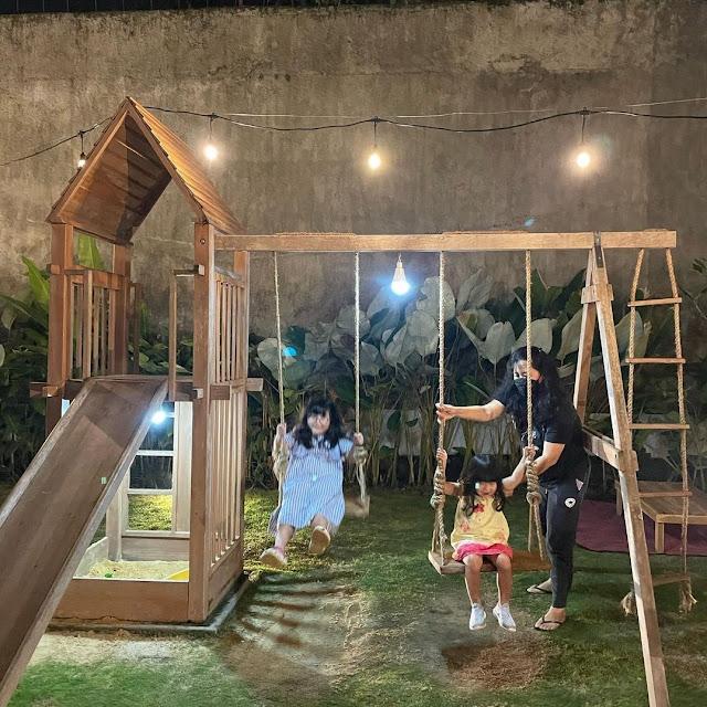 Tempat Nongkrong di Jogja Ramah Anak Terbaru
