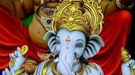 Lord Ganapati mobile wallpaper