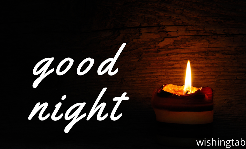 Beautiful goodnight candle images to download in 2020