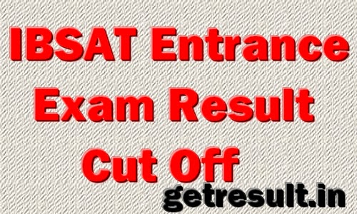 IBSAT Results 2015