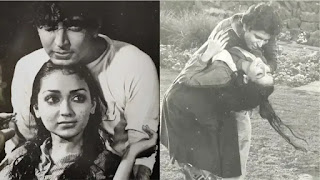 sunil lahri and anuradha patel film 'phir aayee barsaat'