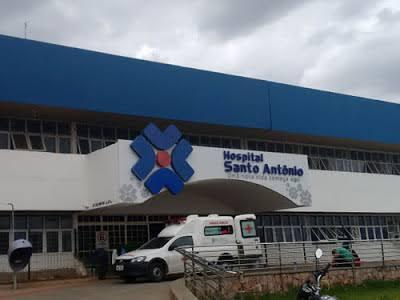 Hospital Sto Antônio (HSA) dá alta à criança curada da COVID-19
