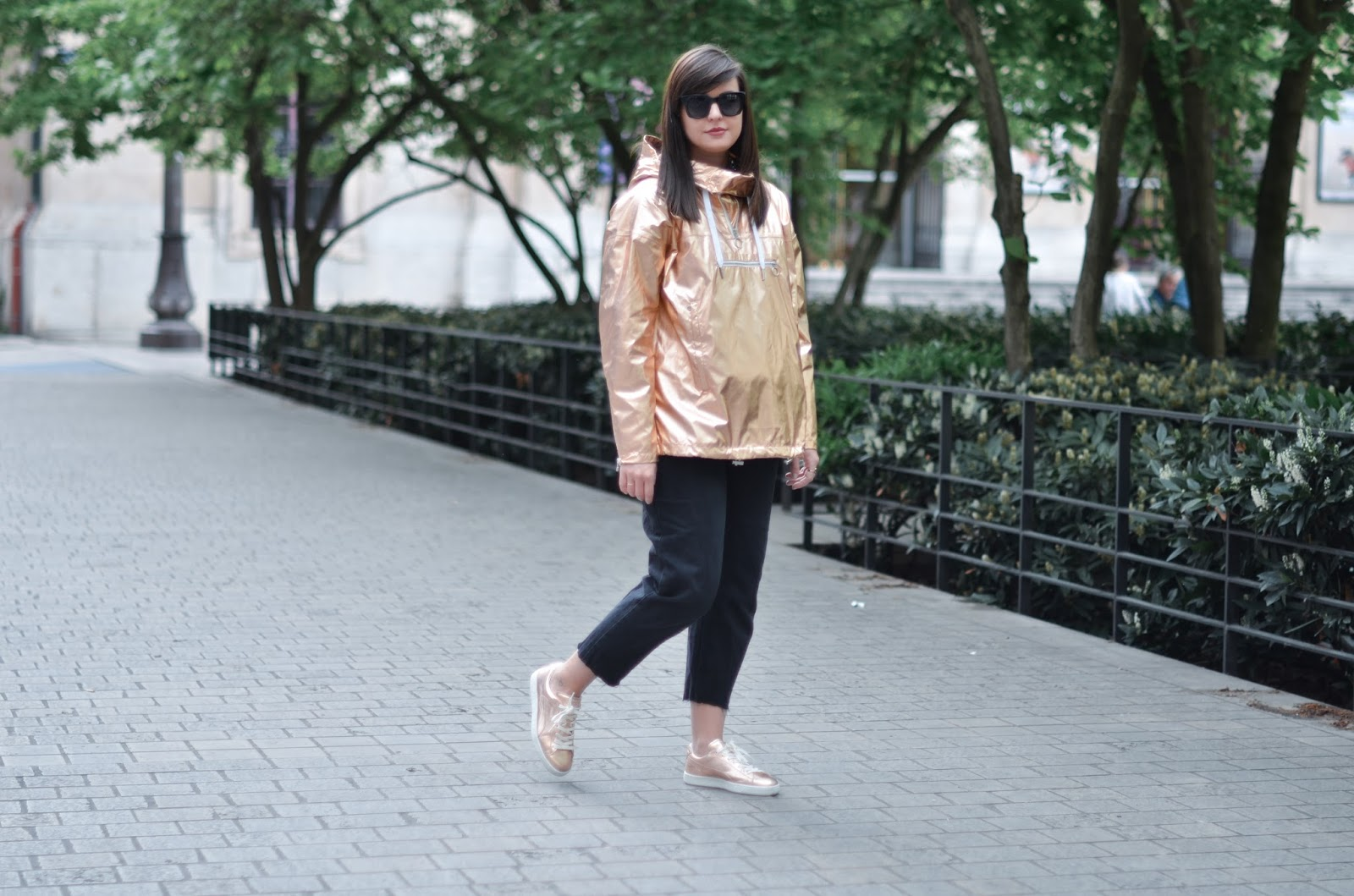 Rose Gold Alicia Mechani Blog Mode Et Lifestyle Sur Paris