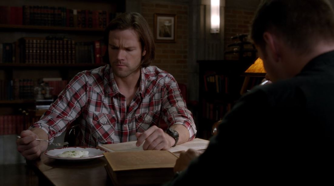 Supernatural S10:E11 There's No Place Like Home