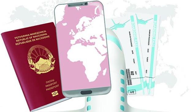 Με ίδια διαβατήρια οι Σκοπιανοί