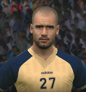 PES 2017 Faces Pep Guardiola by FaceEditor Jefferson_SF