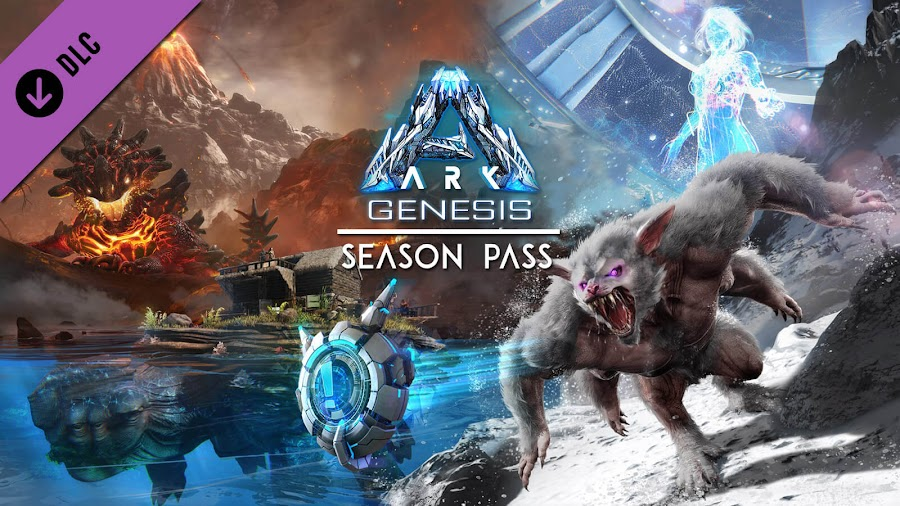 ark survival evolved genesis season pass dlc expansion pc ps4 xb1