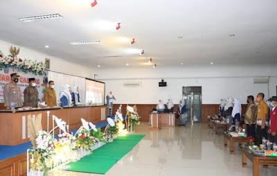 Muscab  ke IV Ikatan Bidan Indonesia (IBI) Pidie Jaya Dibuka Oleh Wakil Bupati Pidie Jaya