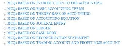 accounting mcq