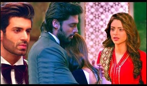 Big Twist : Viraj plans love proposal for Prerna gets broken to see Prerna in Anurag's arms in Kasauti Zindagi Ki 2