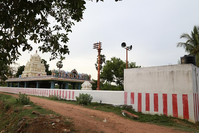 Karunakara Perumal Temple Paiyanoor Kanchipuram - History, Timings, Festivals & Address!