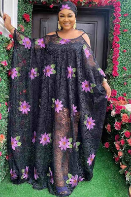 Latest Bubu Gown Styles for Women