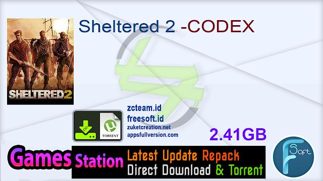 Sheltered 2 -CODEX